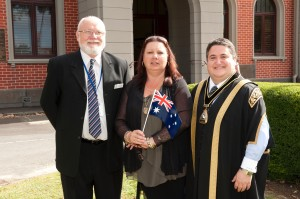 Hobsons Bay Australia Day Celebrations 2012
