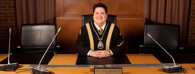 Cr. Tony Briffa