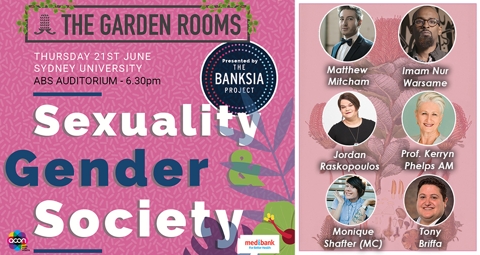 Sexuality, Gender and Society Flyer
